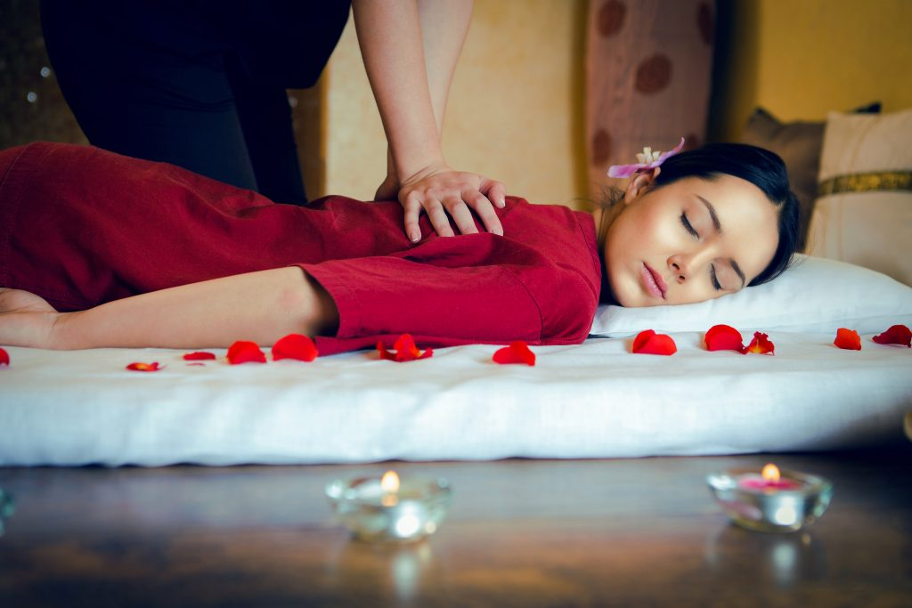 Massage Thaï 30 minutes